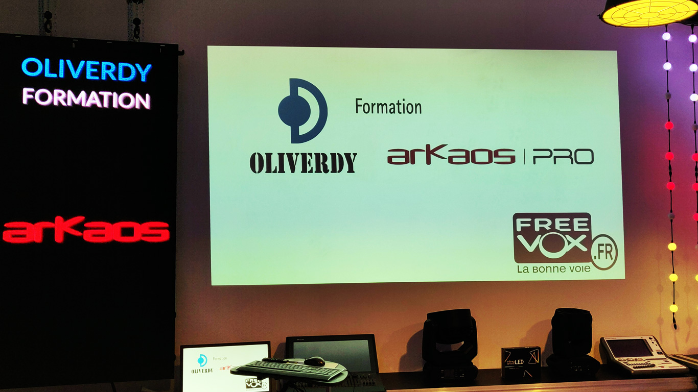 -Formation Mapping ArKaos Oliverdy