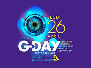 G Day Rencontres regionales techniques spectacle evenement