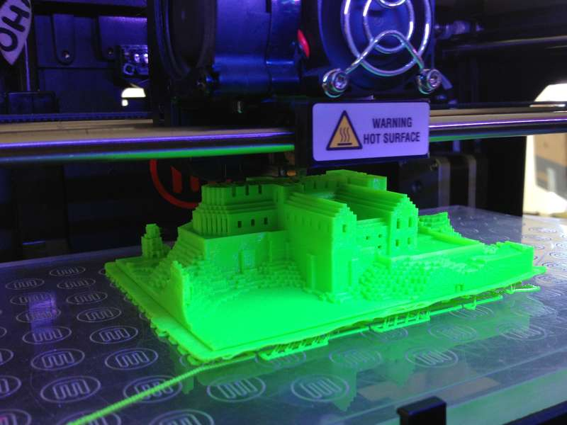 Formation Imprimante 3D Open Source Reprap Oliverdy