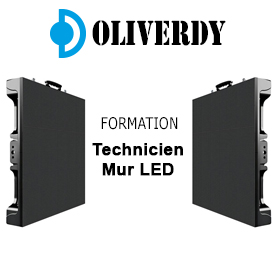Formation Mur Led