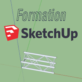 Formation SketchUp spectacle