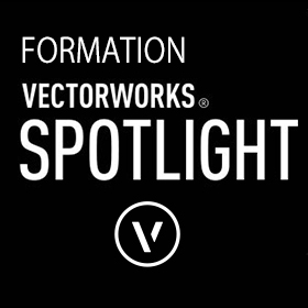 Formation Vectorworks spotlight