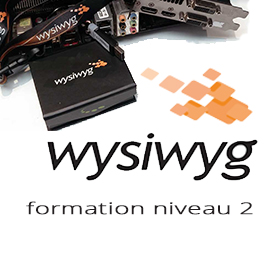 Formation Wysiwyg perfectionnement
