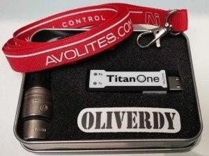 Titan One compris dans la formation Avolites