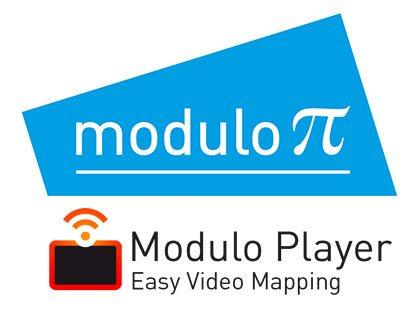 Mapping vidéo Modulo PI
