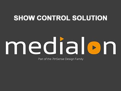 Médialon Show Control