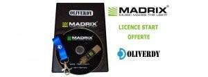 Licence Madrix offerte aux participants