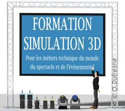 Formation Vectorworks octobre 2012