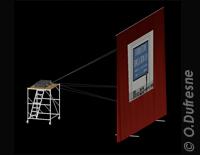 Tutorial outil vidéo projecteur et écran