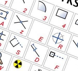 Raccourcis Clavier Vectorworks version Fr de Windows et Mac
