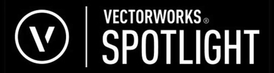 Formation Vectorworks Spotlight initiation