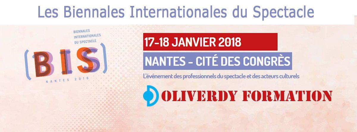 Oliverdy les 17 et 18 janvier 2018 à Nantes