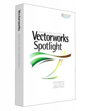 Nantes avril 2013 Formation Vectorworks Spotlight 2013