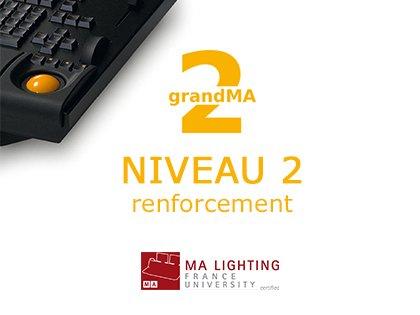 GrandMA2 | Formation renforcement
