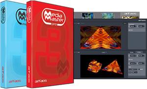 Nouvelle formation ArKaos Pro avec un décor imprimé en 3D
